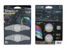 Nite Ize SpokeLit LED Disco 2 pack
