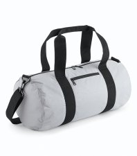 BG136 Reflective Barrel Bag