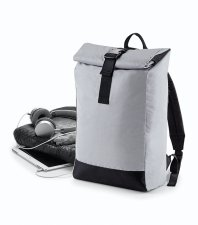 Bagbase Reflective Roll-Top Backpack